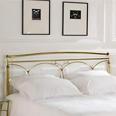 t te de lit en m tal matelsom. Black Bedroom Furniture Sets. Home Design Ideas