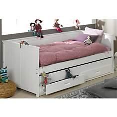 Lits enfants matelsom - Lit simple avec tiroir ...