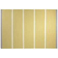Tapis Simple Stripe ESPRIT HOME, jaune