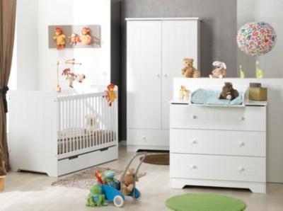 Chambre bébé complète Savana pour 1099€