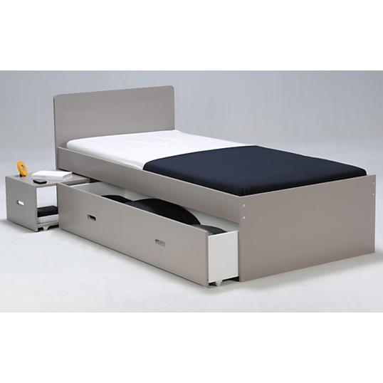 lit avec rangement 80x200