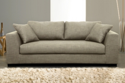 canap convertible tissu portland literie en ligne. Black Bedroom Furniture Sets. Home Design Ideas