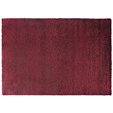 Tapis Cosy Glamour ESPRIT HOME, rouge