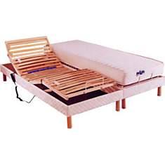 Sommier Relaxation Delphe OEKOSOM, 12 cm