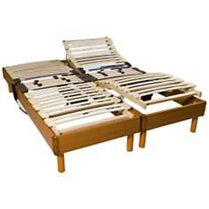 Sommier relaxation bois OEKOSOM, 14 cm