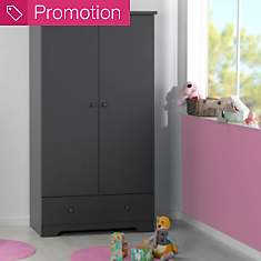 Armoire Savana anthracite
