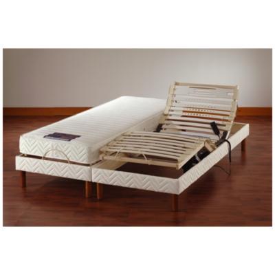 literie pas cher matelas sommier et ensemble de relaxation. Black Bedroom Furniture Sets. Home Design Ideas