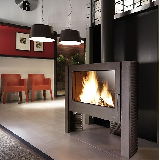 poele a bois invicta itaya. Black Bedroom Furniture Sets. Home Design Ideas