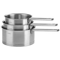 Série de 3 casseroles CRISTEL St...