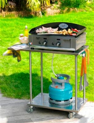 Plancha Roller Grill 400x400 électrique