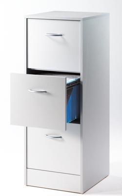 Classeur à tiroirs, hauteur 108,4 cm