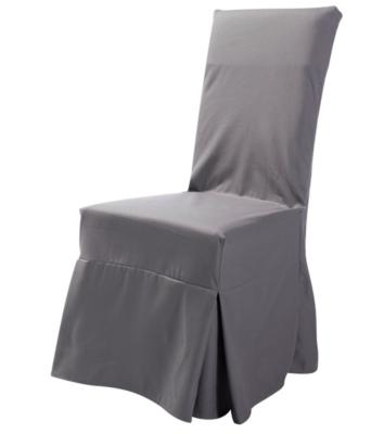 Housse universelle de chaise Tosca  TUTTI TEMPO, gris