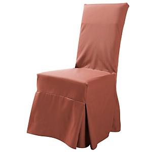 Housse universelle de chaise Tosca  TUTTI TEMPO, tomette
