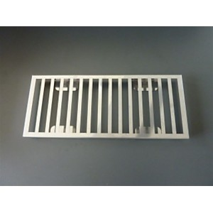 Grille de cuisson ROLLER GRILL  plancha 400 x 400