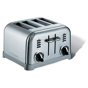 Toaster CUISINART CPT180E 4 tranches