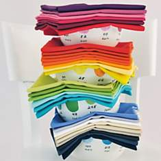 Lot 12 serviettes Confettis  GARNIER THI...