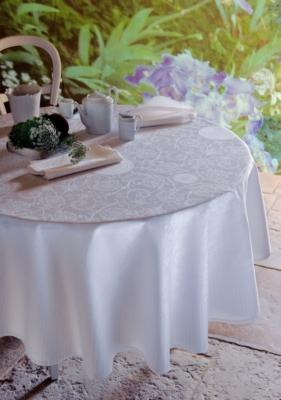 Lot de 4 serviettes Appoline  GARNIER THIEBAUT