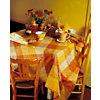 Lot de 4 serviettes de table Mille  Couleurs GARNIER THIEBAUT, Soleil