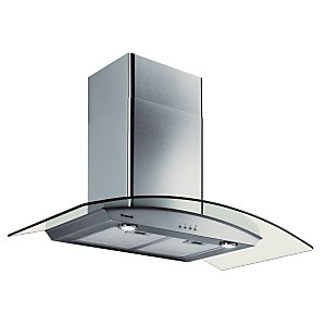 Hotte décorative 90 cm BRANDT AD1070X