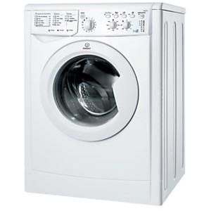 Lave linge séchant INDESIT IWDC7145  7 kg