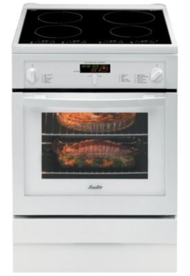 Cuisinière SAUTER SCI1060W induction  4 foyers