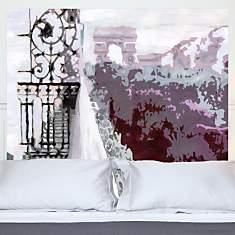 Tête de lit Arc de Triomphe MADEMOISELLE