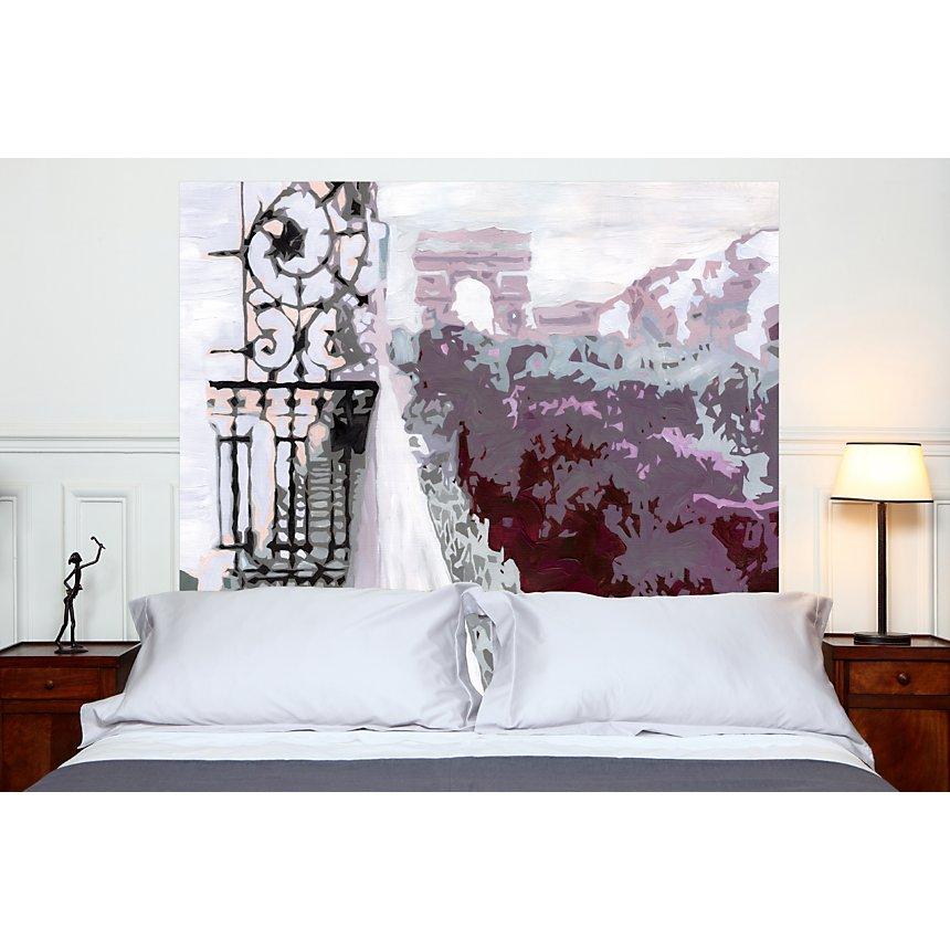 Tête de lit Arc de Triomphe MADEMOISELLE  TISS