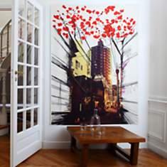 Panneau décoratif Tokyo Street  MADEMOIS