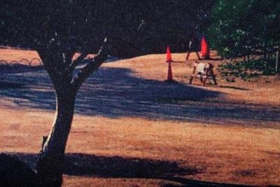 Tête de lit Parc MADEMOISELLE TISS