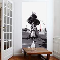 Panneau décoratif Concorde  MADEMOISELLE