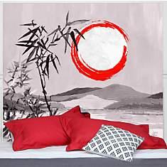 Tête de lit Sous la Lune  MADEMOISELLE T