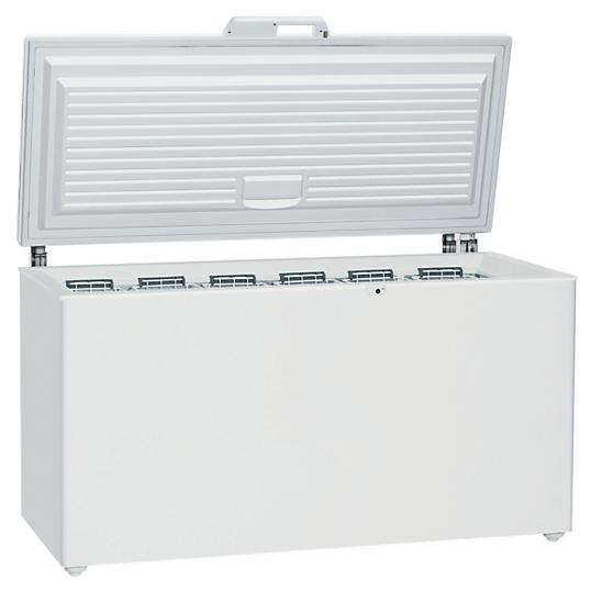 Cong lateur coffre liebherr gtp4656 419 litres - Congelateur coffre 100 litres ...