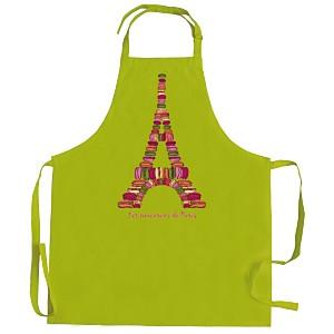 Tablier Macarons de Paris TORCHONS &