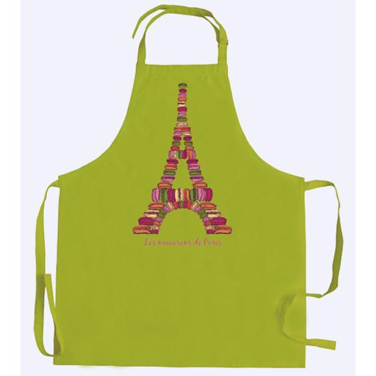 Tablier macarons de paris torchons bouchons - Camif paris ...
