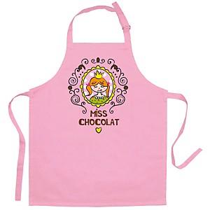 Tablier enfant Miss Chocolat TORCHONS &a