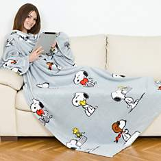 Couverture à manches Deluxe Snoopy  KANG