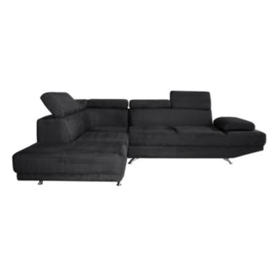 Canapé d'angle avec têtières réglables  mini Moonlight