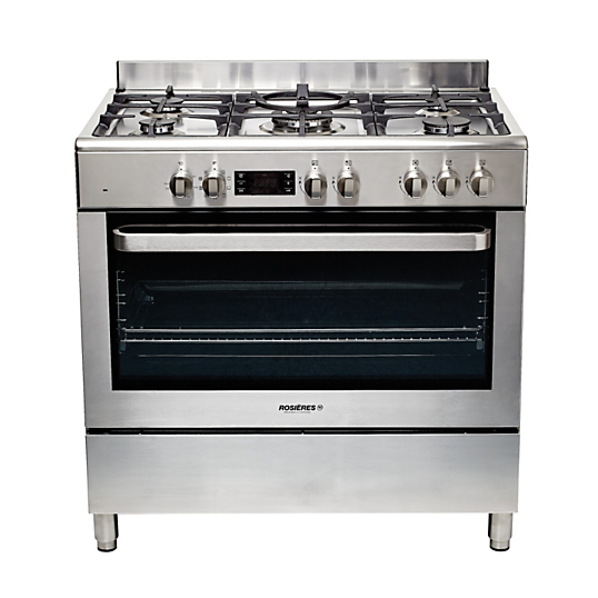 Piano de cuisson rosieres rgm9095in for Piano de cuisine rosiere
