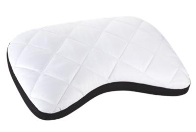 oreiller ergonomique bultex oreiller ergonomique x cm en latex naturel forme cervicales with. Black Bedroom Furniture Sets. Home Design Ideas