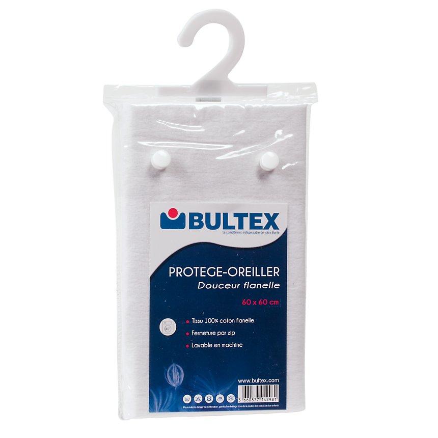 Protège oreiller Flanelle BULTEX