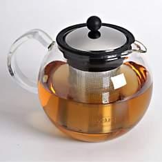 Théière en verre filtre inox BODUM 1L  -