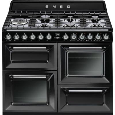 de cuisson SMEG Victoria TR4110BL1 garanti 5 ans