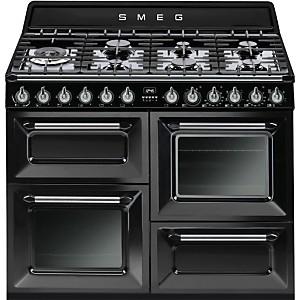 Piano de cuisson SMEG Victoria TR4110BL1  garanti 5 ans