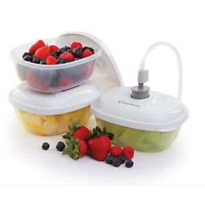 Pack Consommable FOODSAVER - 3 boîtes  a