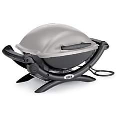 Barbecue électrique WEBER - Q1400 Gris