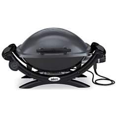 Barbecue électrique WEBER Q1400 Gris  an...