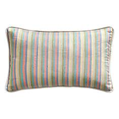 Coussin Rayé rectangulaire LOUNGE  FABRI...