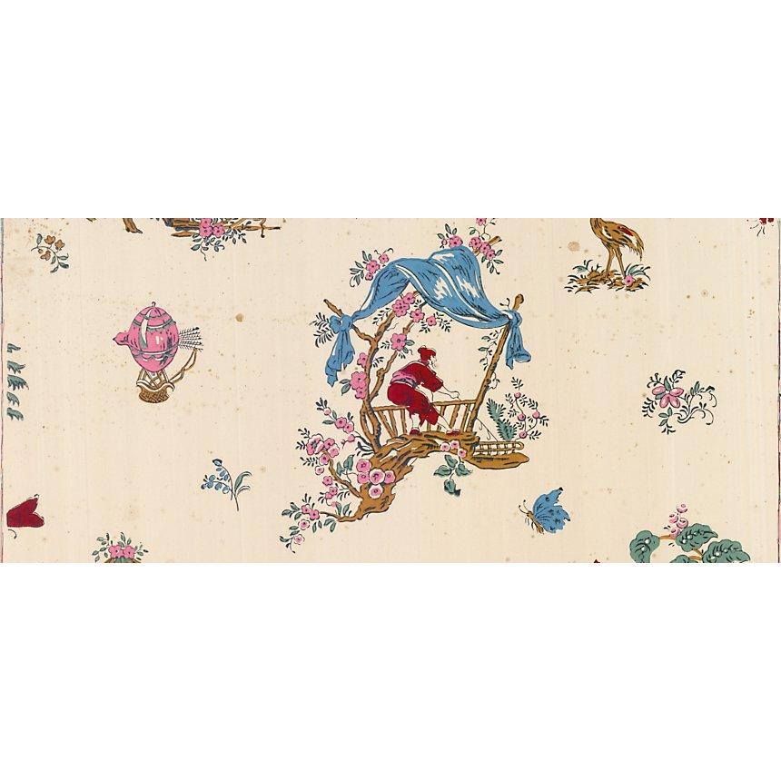 Tête de lit Chinoiseries  MADEMOISELLE TISS