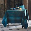 Lot de 4 serviettes de table Isaphire  GARNIER THIEBAUT, Emeraude