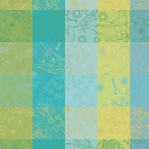 Lot de 4 serviettes de table Mille  Alcées GARNIER THIEBAUT, Narcisse